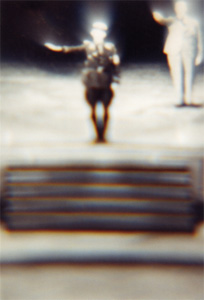 Turnverein, 2002, analoge Fotografie, Michael Wendt